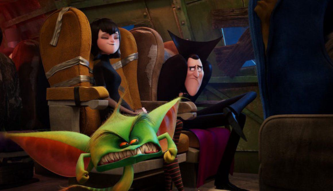 Film Review: 'Hotel Transylvania 3: Summer Vacation'