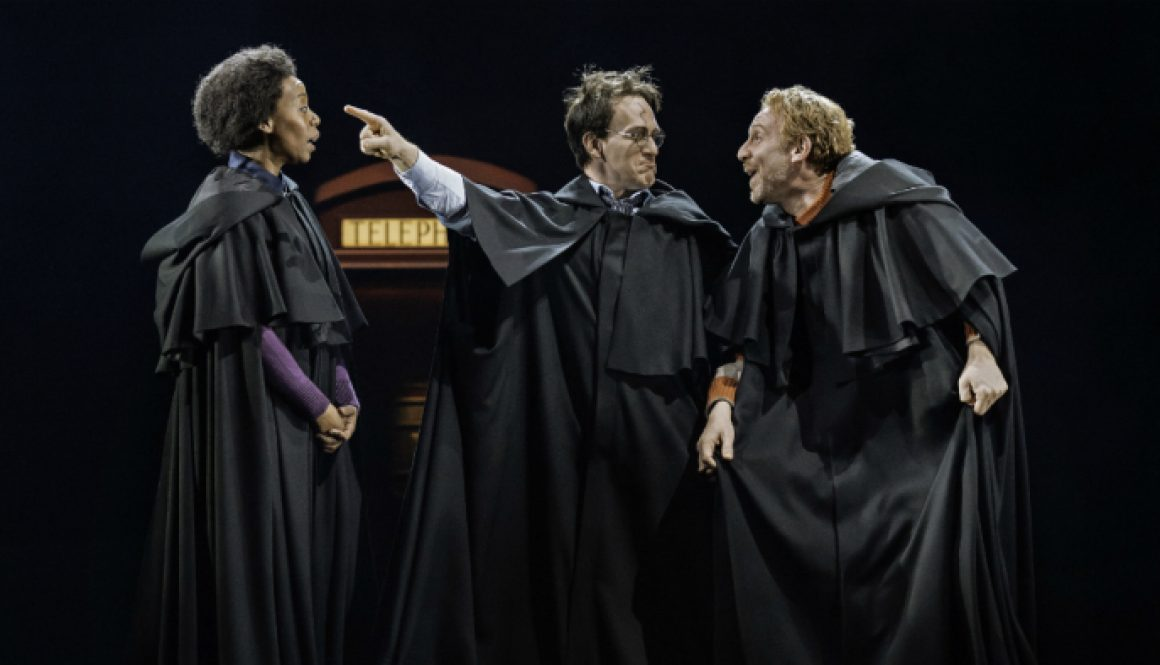 'Harry Potter and the Cursed Child' Heads to Germany, First Non-English Production