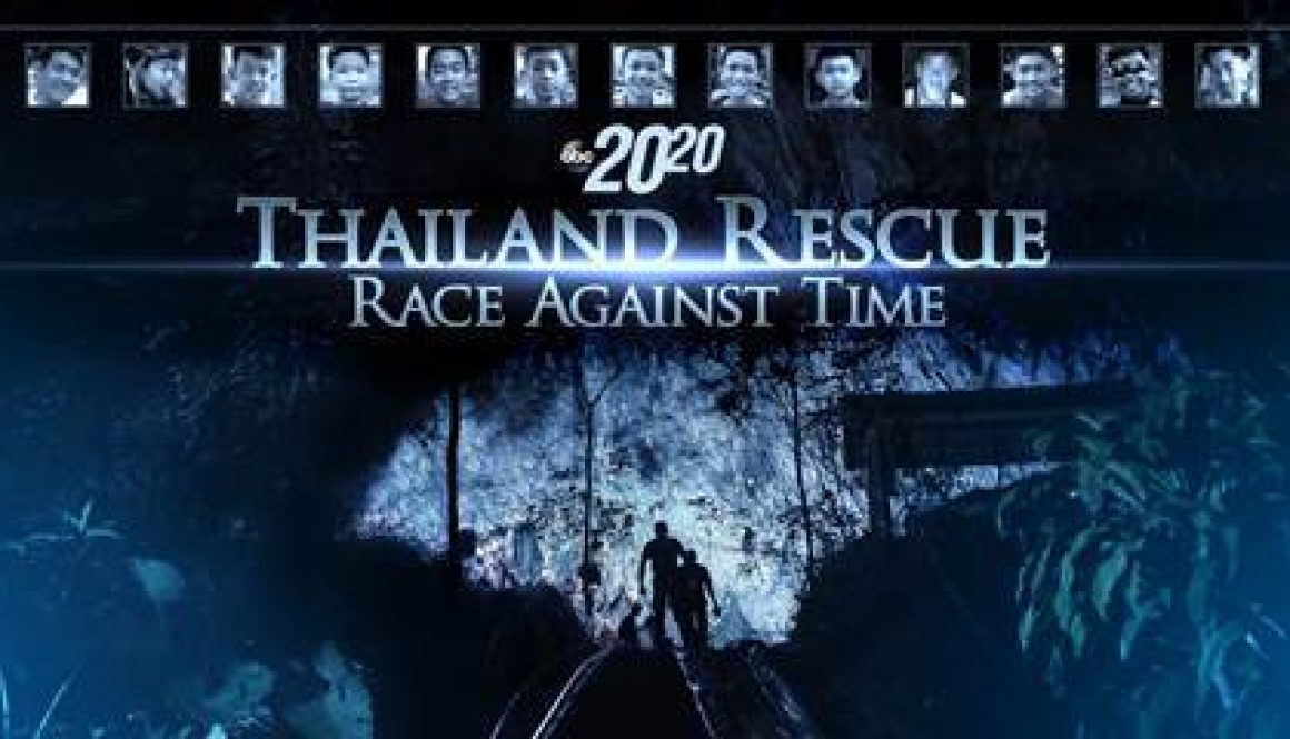 Six Thai Cave Rescue Films Now in Development