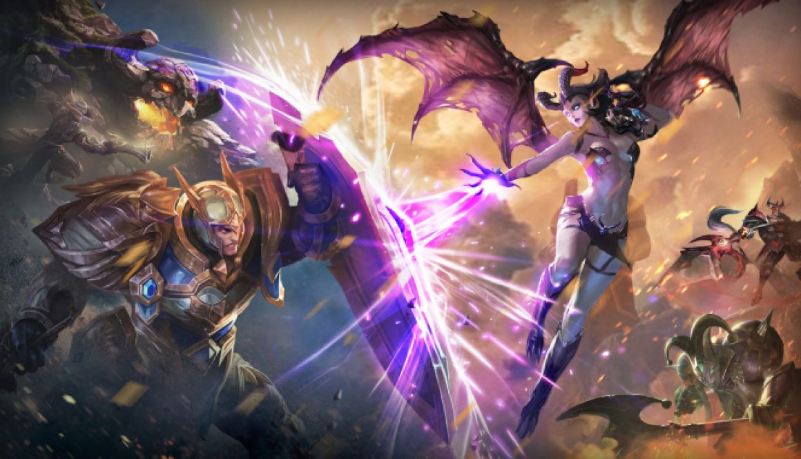 Tencent's 'Arena of Valor' Hits Nintendo Switch in September