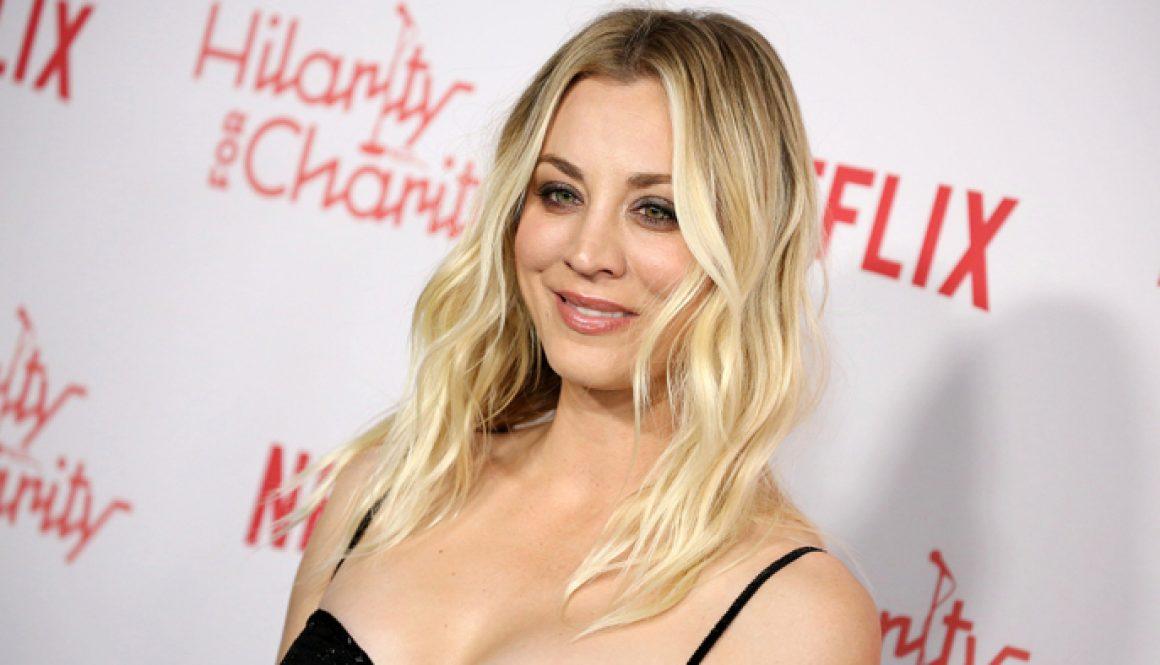 'Big Bang Theory' Star Kaley Cuoco to Voice Harley Quinn in DC Universe Series