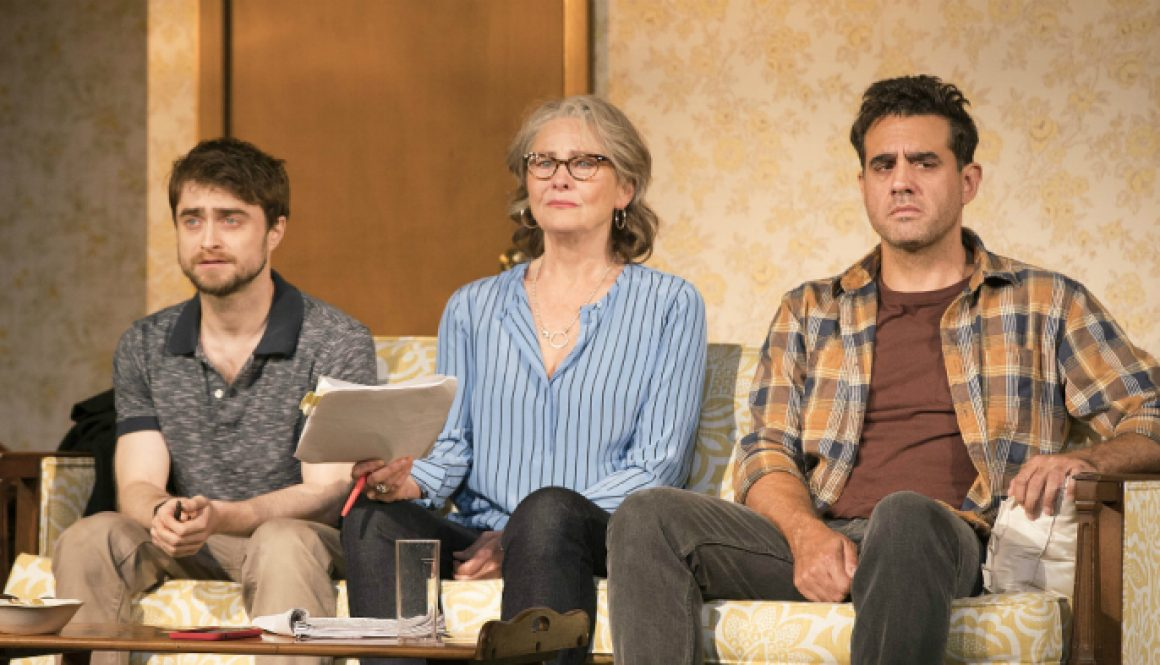 Broadway Review: 'The Lifespan of a Fact' Starring Daniel Radcliffe