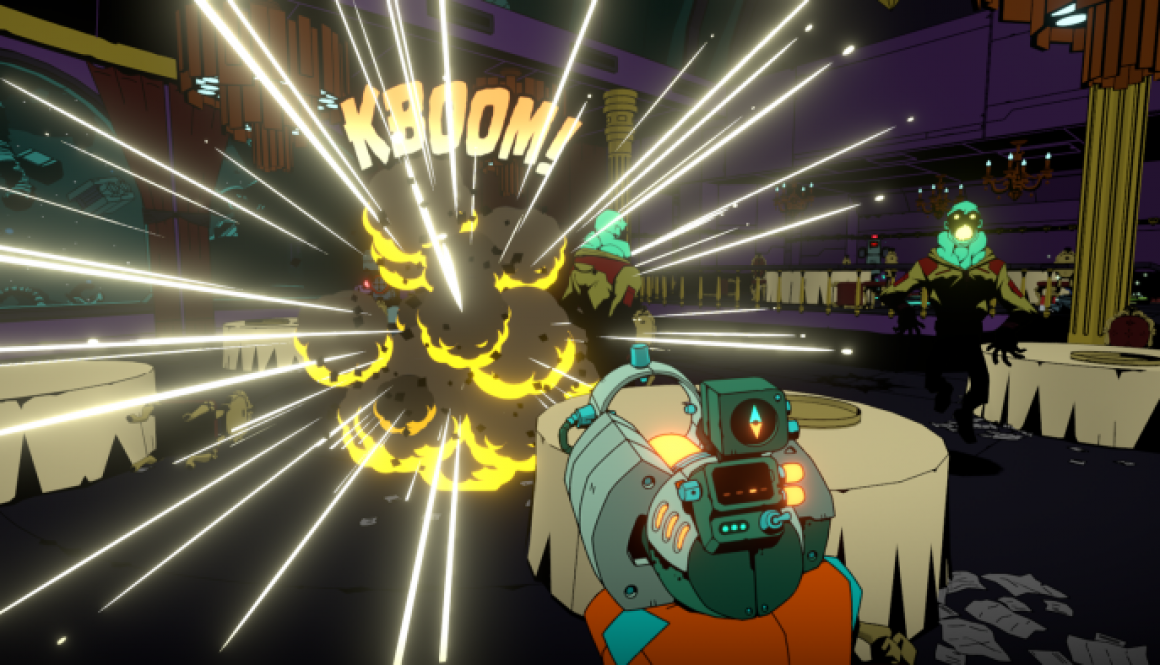 Irrational Games Co-Founder Unveils Sci-Fi Strategy Shooter 'Void Bastards'