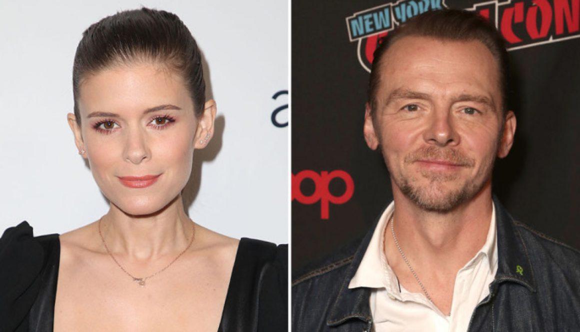 Kate Mara, Simon Pegg to Star in Thriller 'Inheritance'