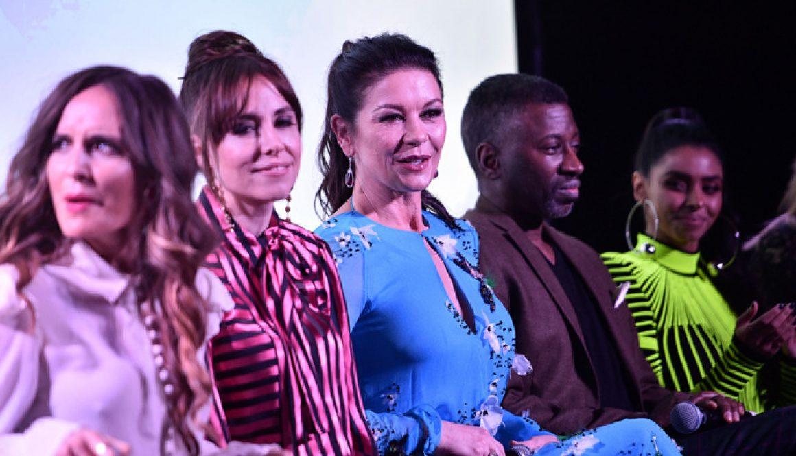 'Queen America' Creator, Catherine Zeta-Jones Talk the Pros and Cons of Pageantry