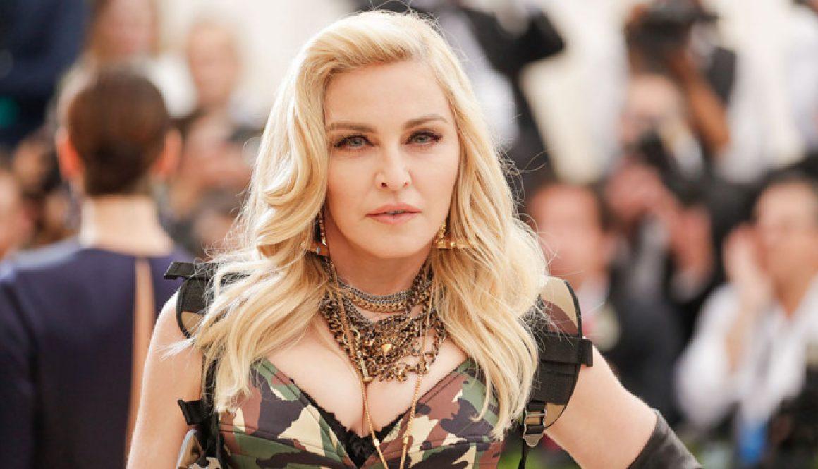 Madonna Signs With Public Relations Vet Kelly Bush Novak