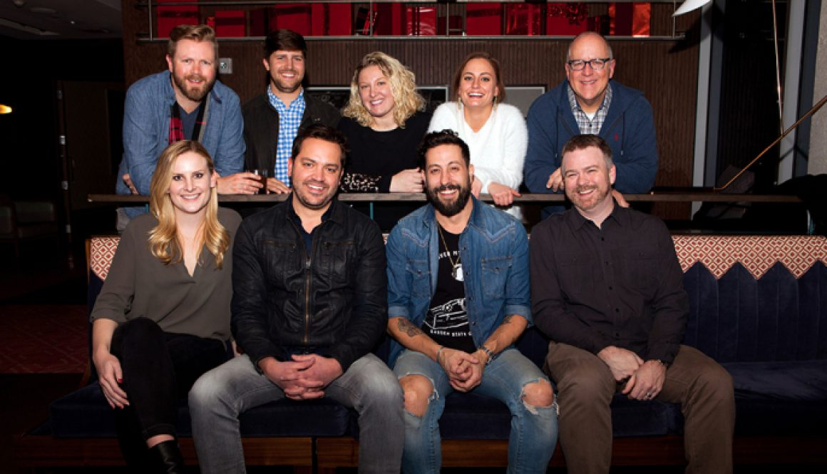 Old Dominion's Matthew Ramsey Inks Publishing Deal With Warner/Chappell