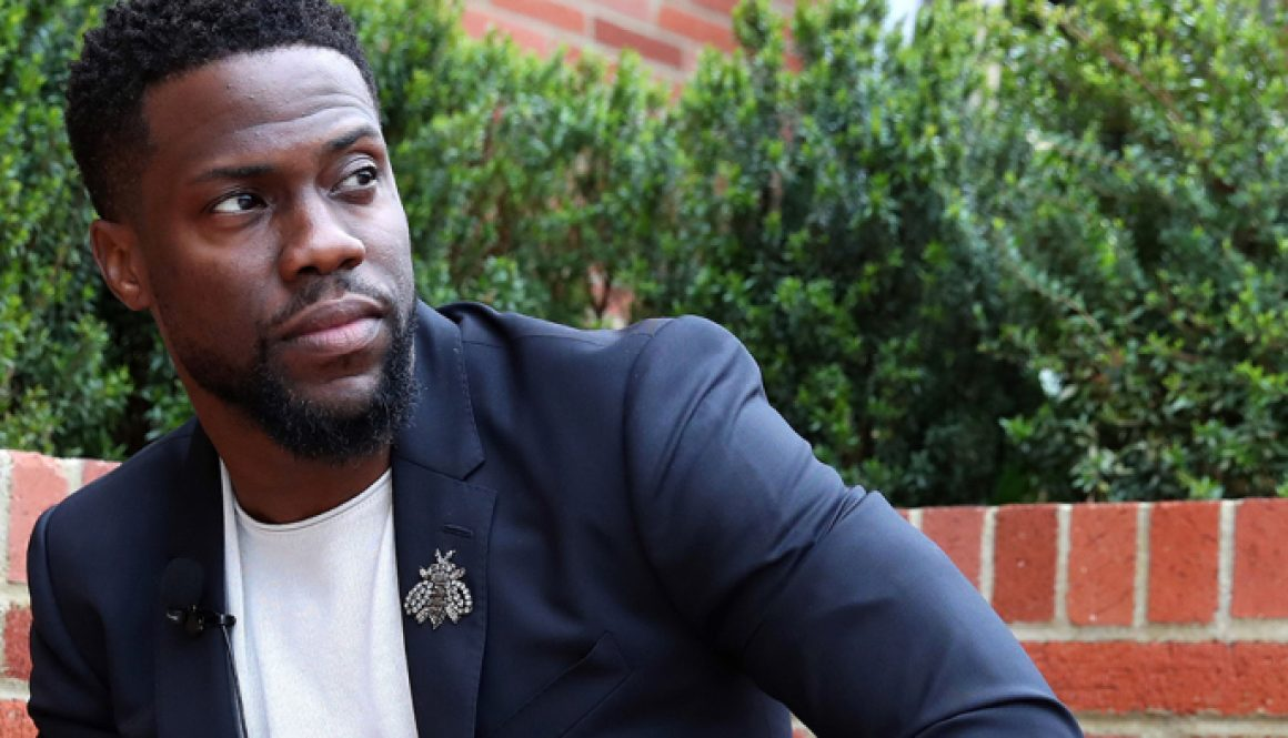 Why Kevin Hart Was the Wrong Choice to Host the Oscars (Column)