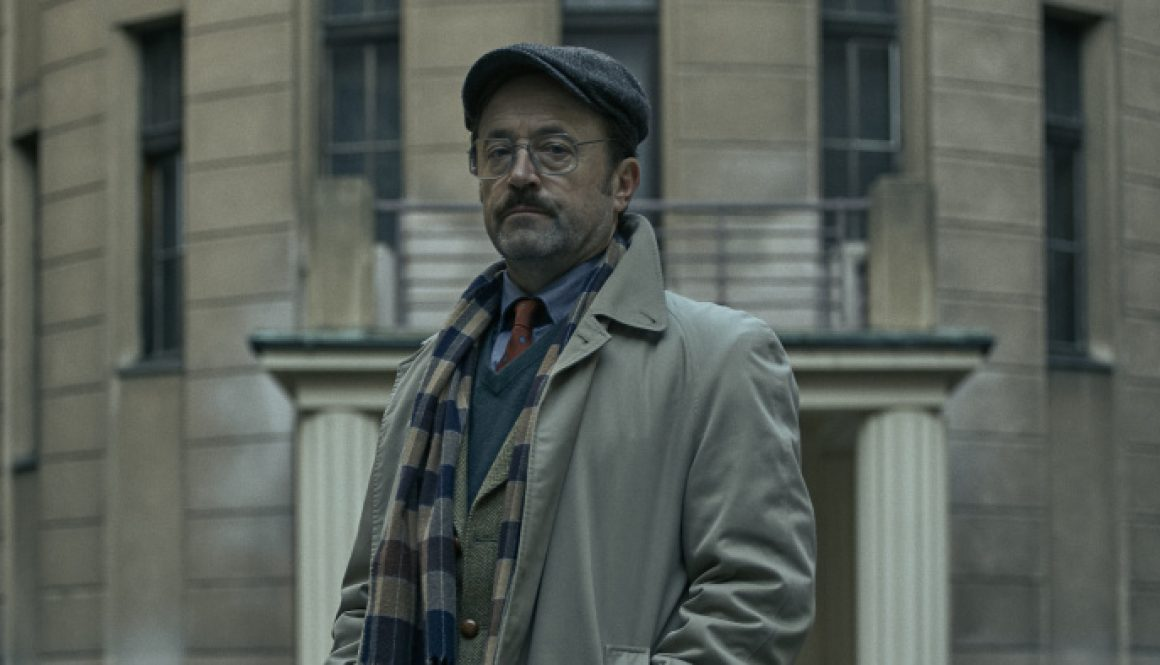 'Arrow' Star David Nykl Joins HBO Europe's Spy Drama 'The Sleepers' (EXCLUSIVE)