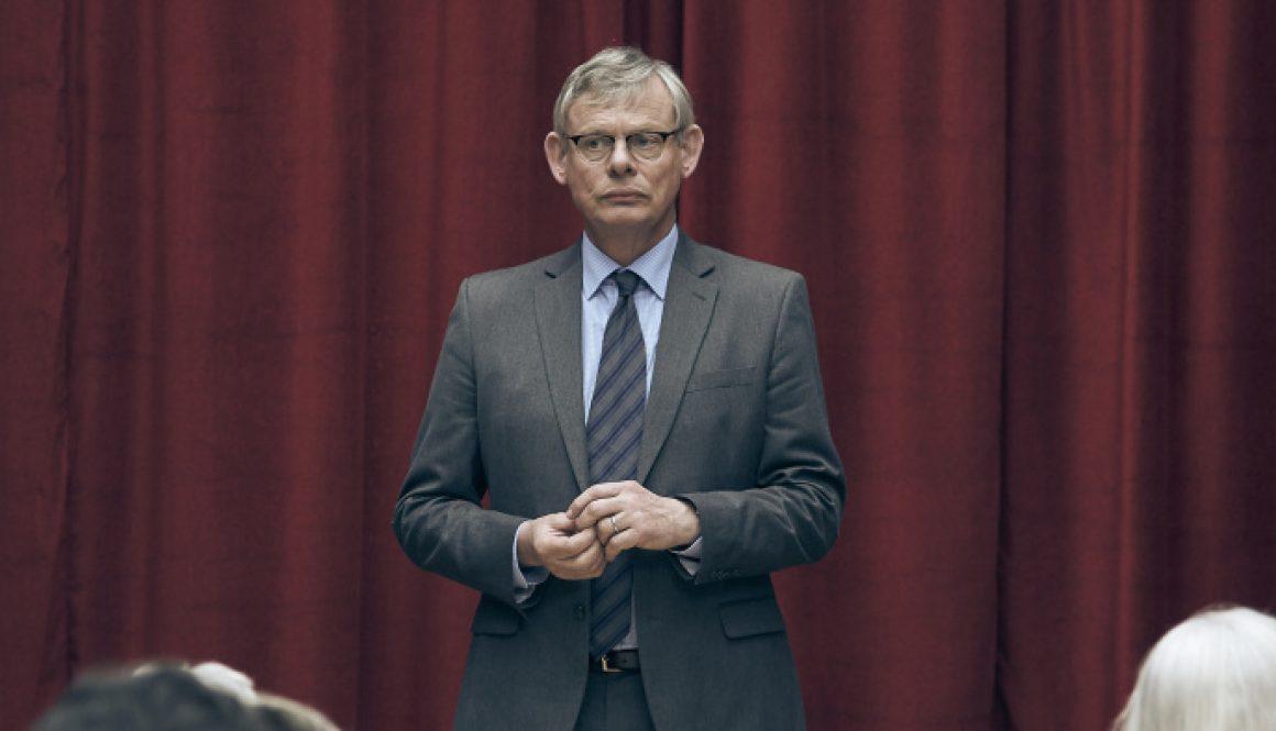 ITV's Martin Clunes Crime Drama 'Manhunt' Scores International Deals