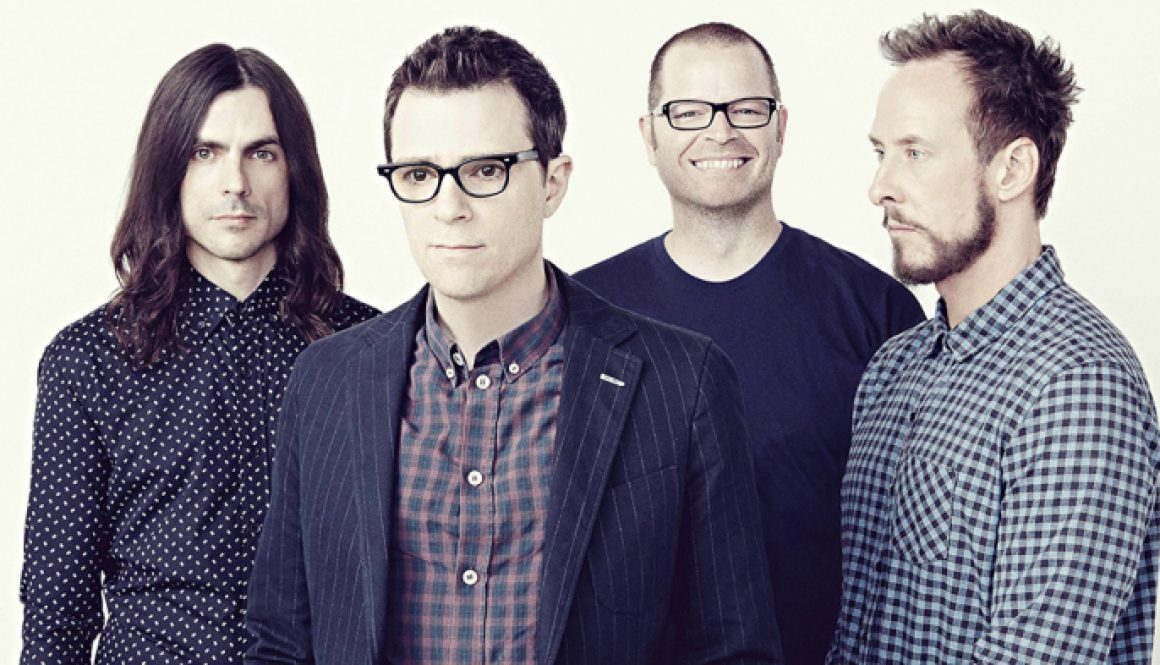Weezer Surprise-Releases Covers Album