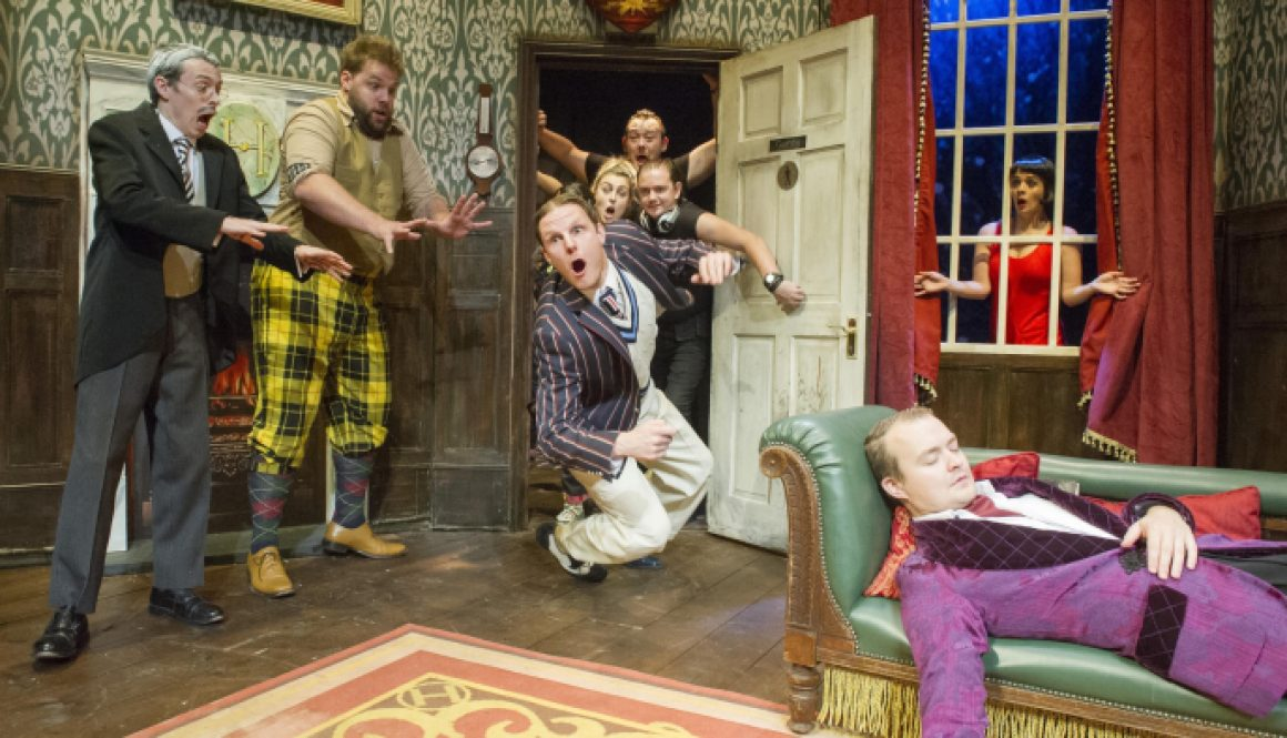 BBC Orders Comedy Series Based on 'The Play That Goes Wrong'