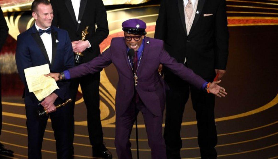 President Trump Takes Aim at Spike Lee Over Oscars Speech
