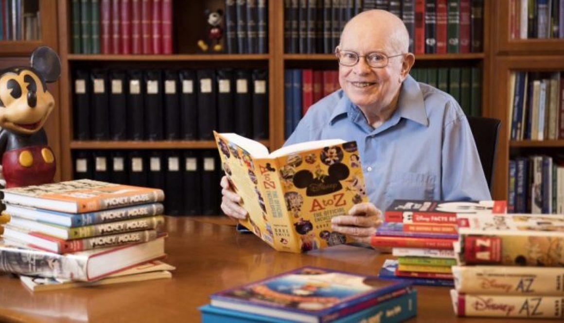 Walt Disney Archives Founder Dave Smith Dies at 78
