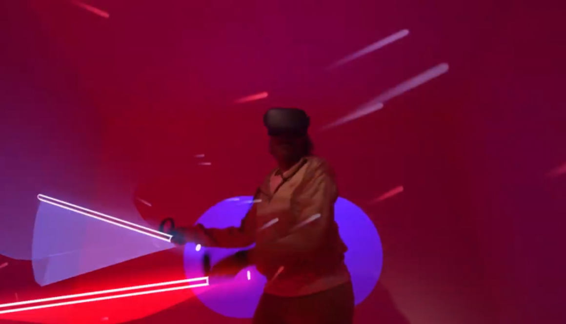 'Beat Saber' Coming to Oculus Quest