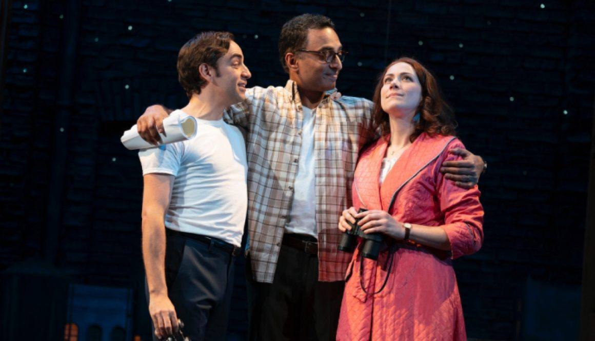 'Come From Away,' 'Company' Lead Olivier Nominations