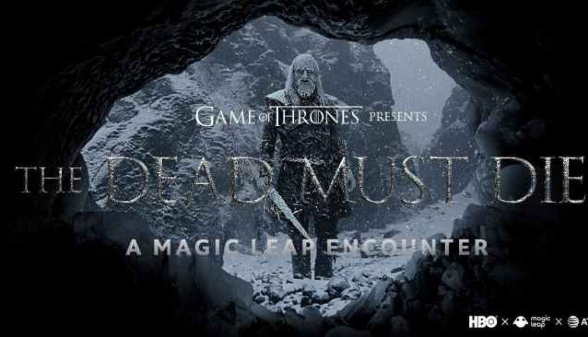 Magic Leap Debuts 'Game of Thrones' AR Game
