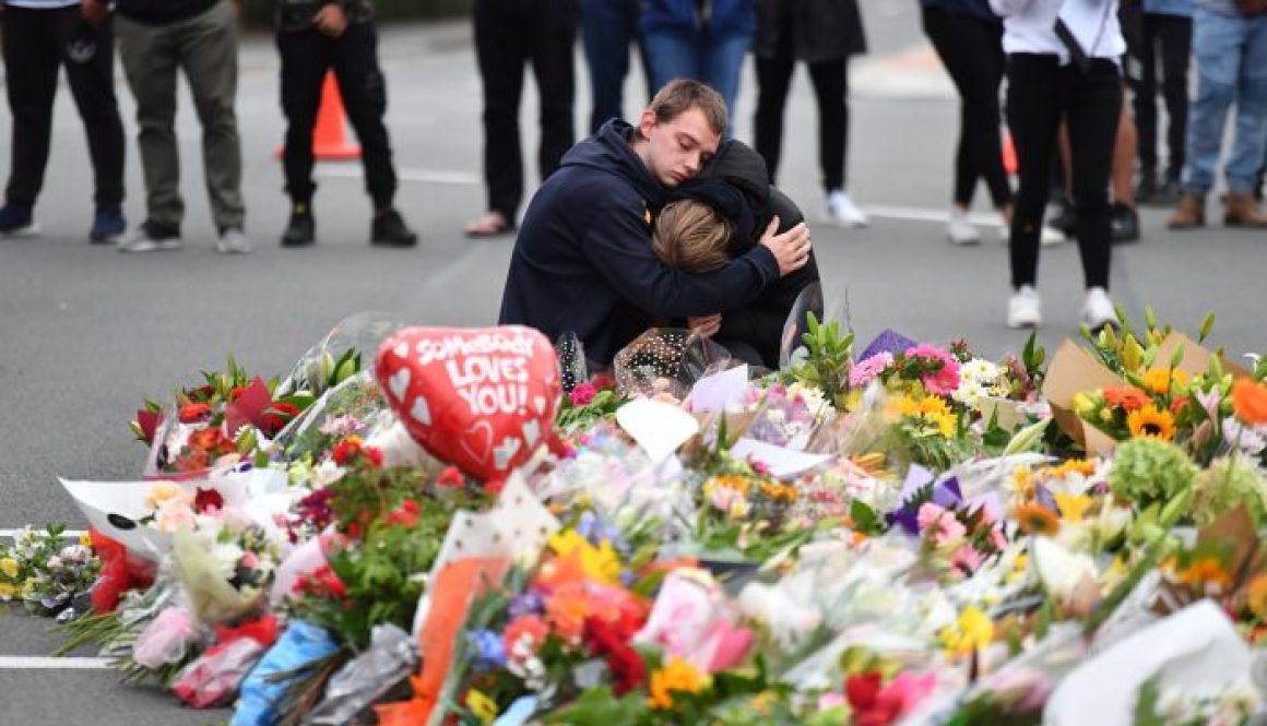 Peter Jackson: New Zealanders Stand 'United in Our Love' in Wake of Mosque Attacks