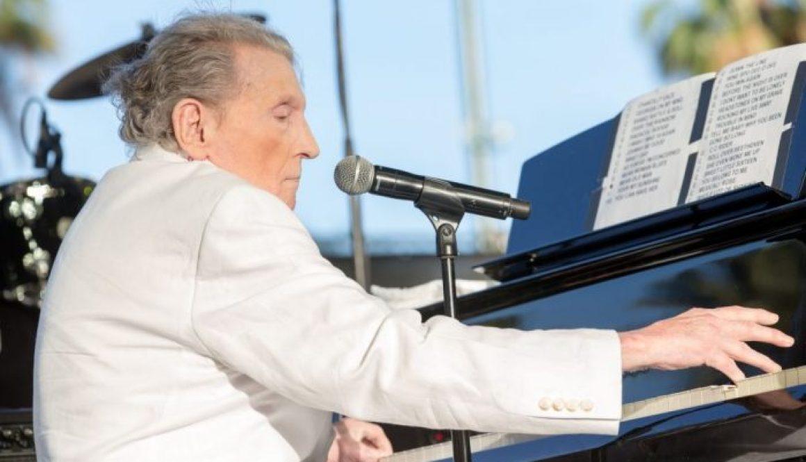 Rock Pioneer Jerry Lee Lewis Suffers a 'Minor' Stroke