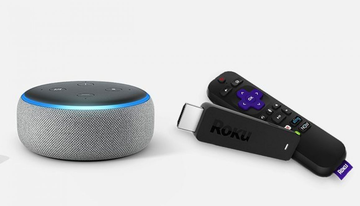 Roku Streaming Devices, TVs Gain Alexa Support