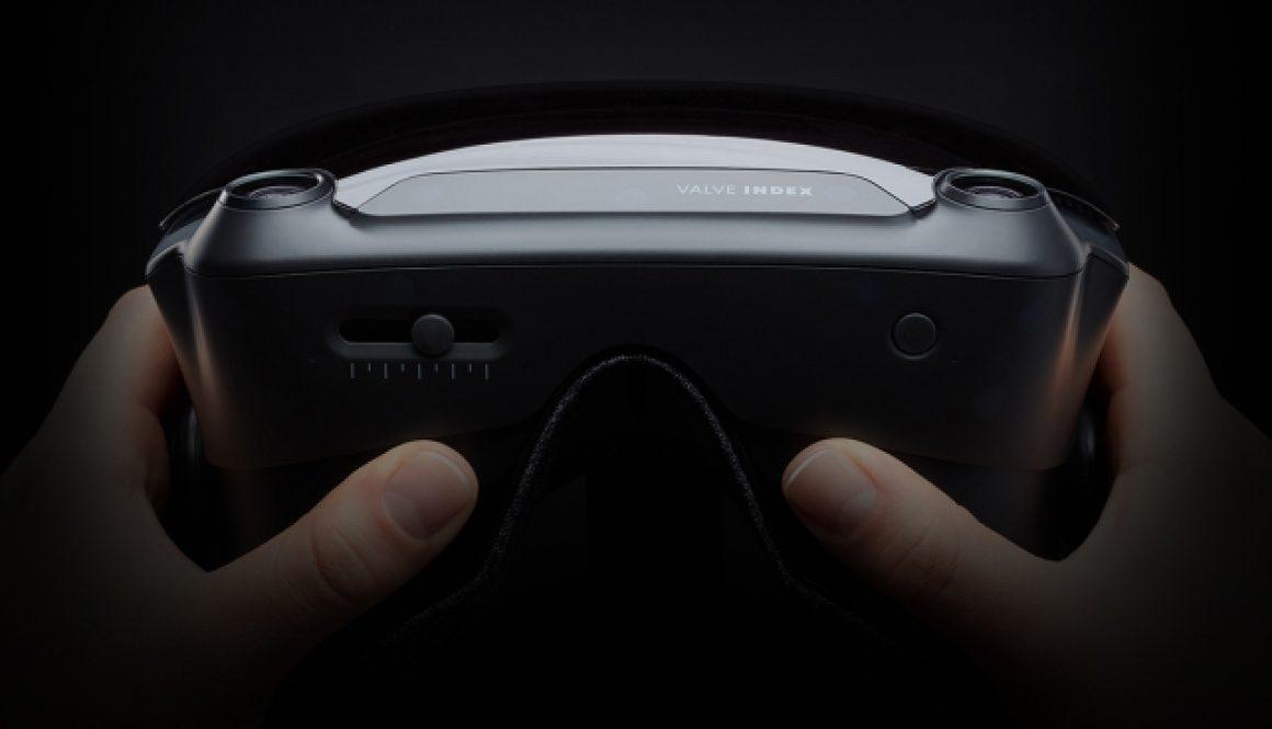 Valve Teases New VR Headset Valve Index