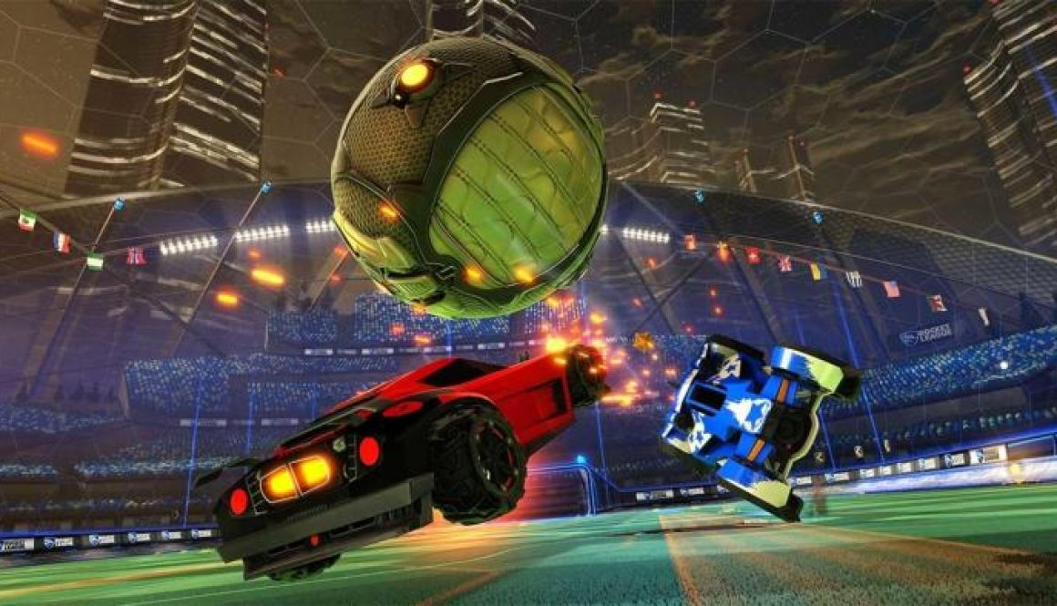 New 'Rocket League' Esports Shop Benefits Teams, Players