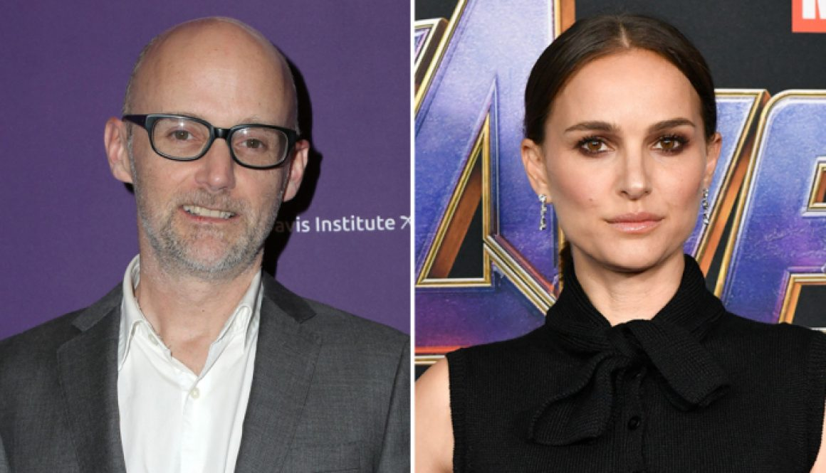 Moby Apologizes to Natalie Portman Over Book Controversy