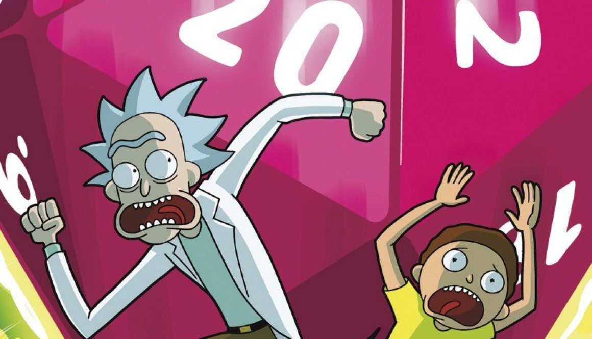 'Rick and Morty' Getting a D&D Tabletop Game This Fall