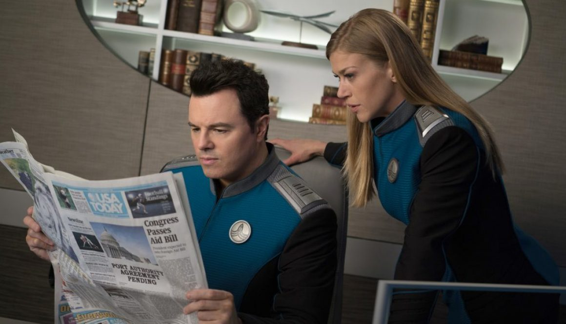 'The Orville' Renewed for Season 3 at Fox