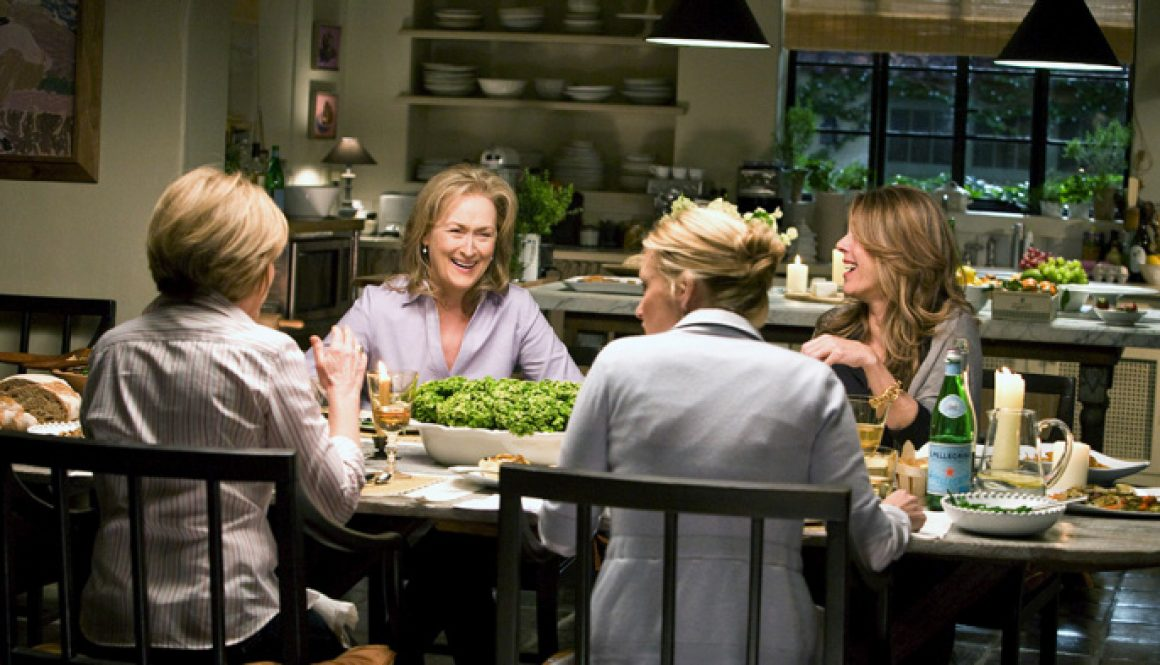 Nancy Meyers Says Obsessing Over Her Movie Kitchens is Sexist