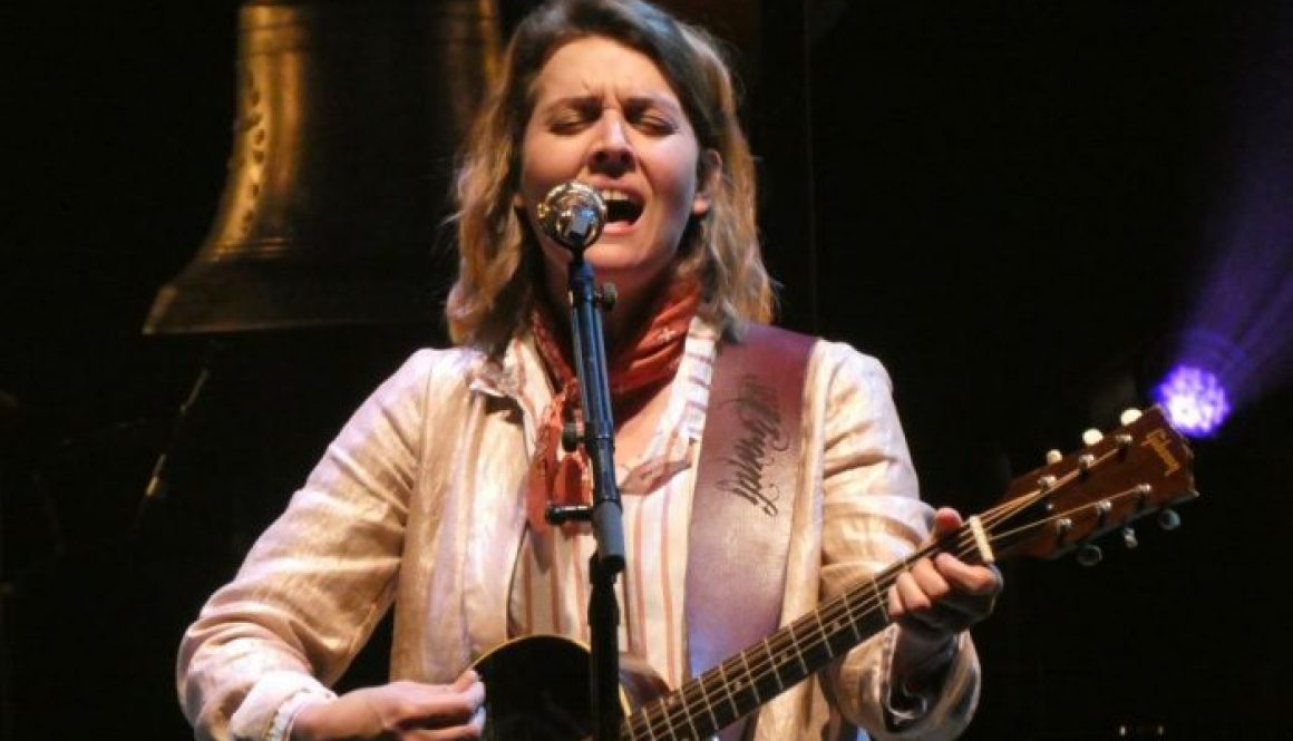 Brandi Carlile Gives the Dudes of Country Music Some Advice in New 'Cowgirls' Song (Watch)