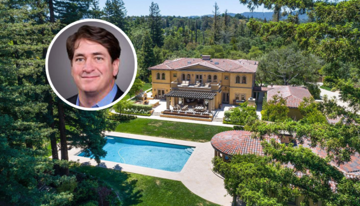 Ex-Facebook VP Asks $35 Million for Major-League Silicon Valley Mansion
