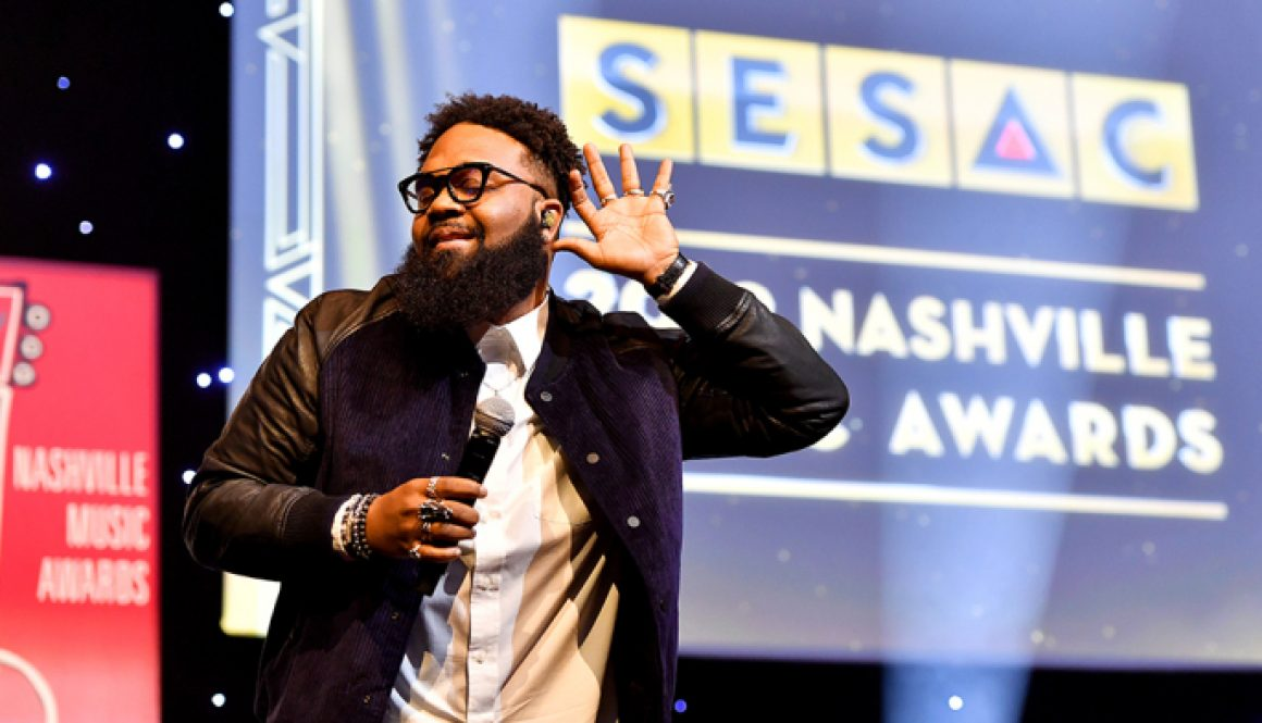 Blanco Brown Does 'The Git Up,' Warner Chappell Takes Top Honor at SESAC Nashville Music Awards