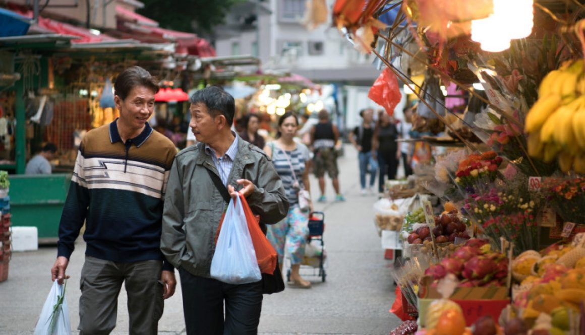 Golden Horse Contender 'Suk Suk' Scores Taiwan, Hong Kong Releases