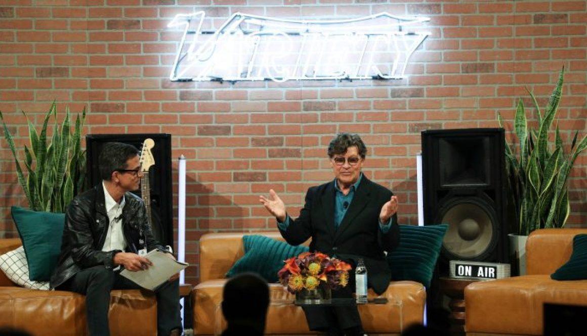 Robbie Robertson Talks 'The Irishman,' Martin Scorsese, The Band, Woodstock and More