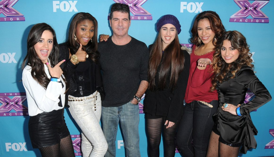 Simon Cowell Goes Up Against Little Mix With New Show 'The X Factor: The Band'