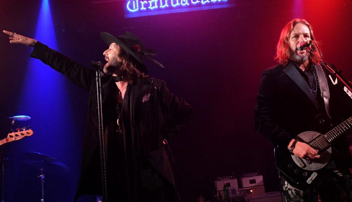 The Black Crowes Blaze Through Scorching Set at Troubadour