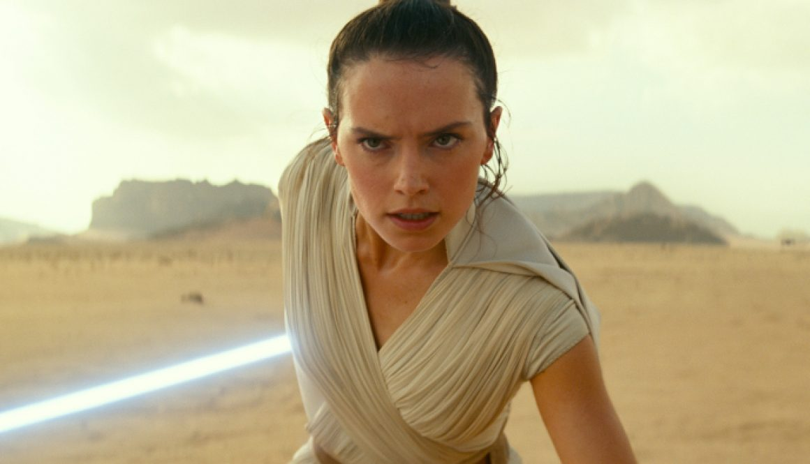 Amazon Releases Secret 'Star Wars: Rise of Skywalker' Exclusive Video