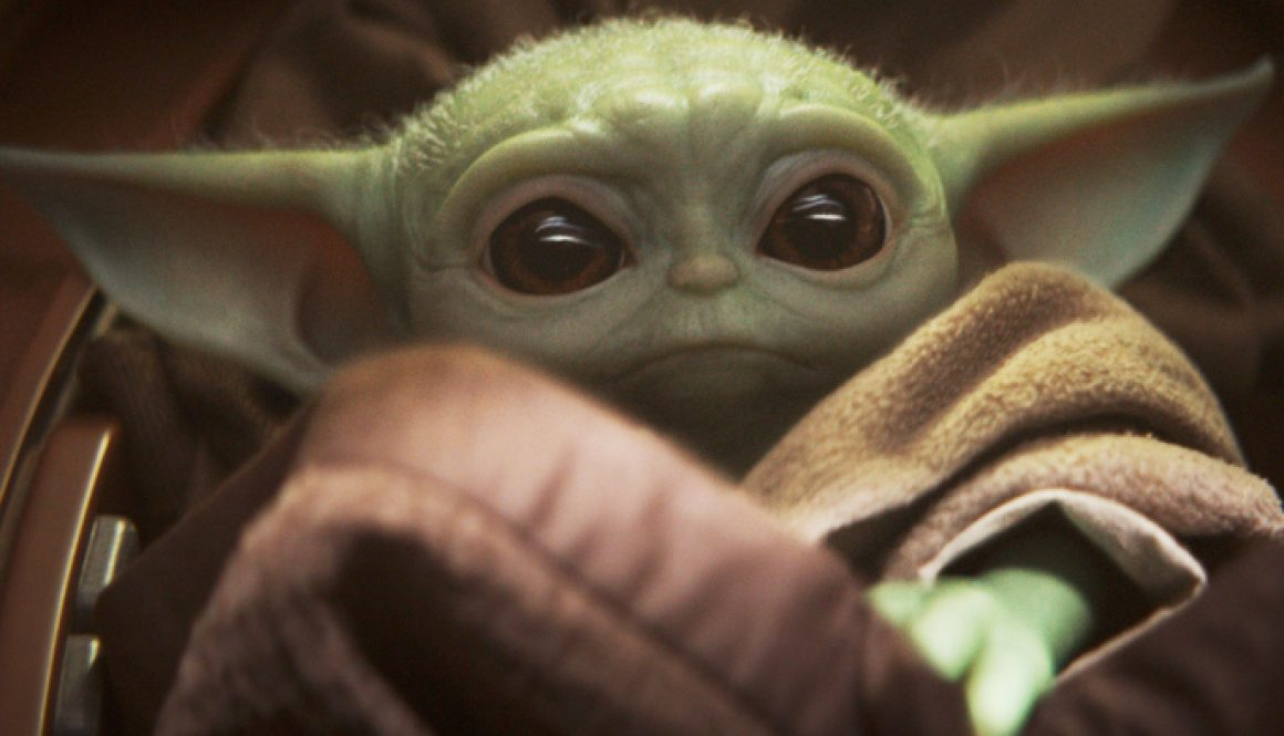 Baby Yoda: 'The Mandalorian' Star Isn't Real, but Why Shouldn't It Compete for Awards?