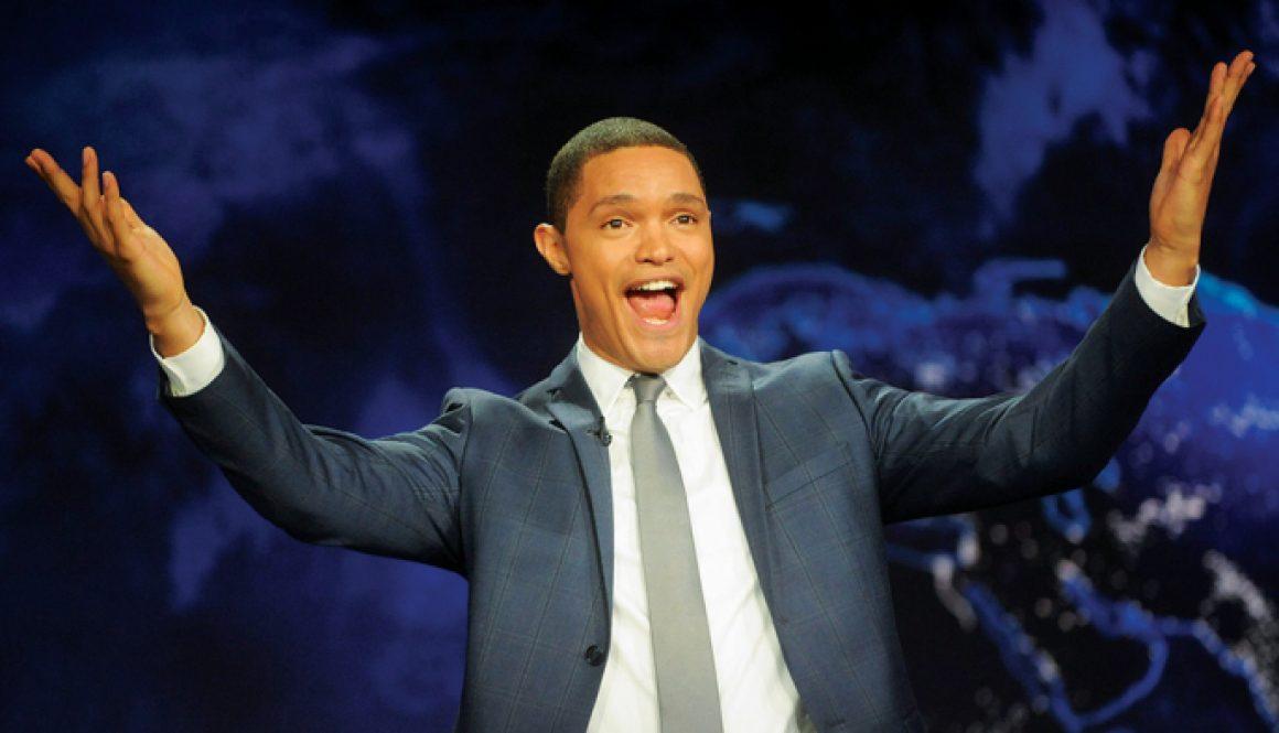 'Daily Show With Trevor Noah' Sets 'Podcast Universe' Parody Series