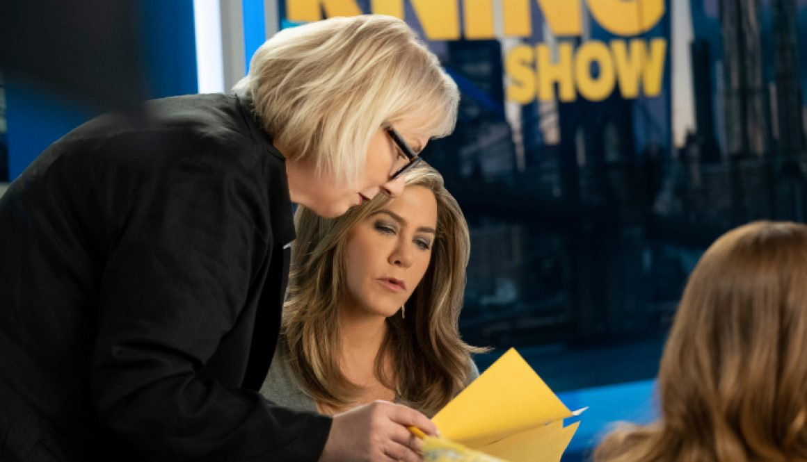 'The Morning Show' Director Mimi Leder on 'Operatic' Season Finale (SPOILERS)