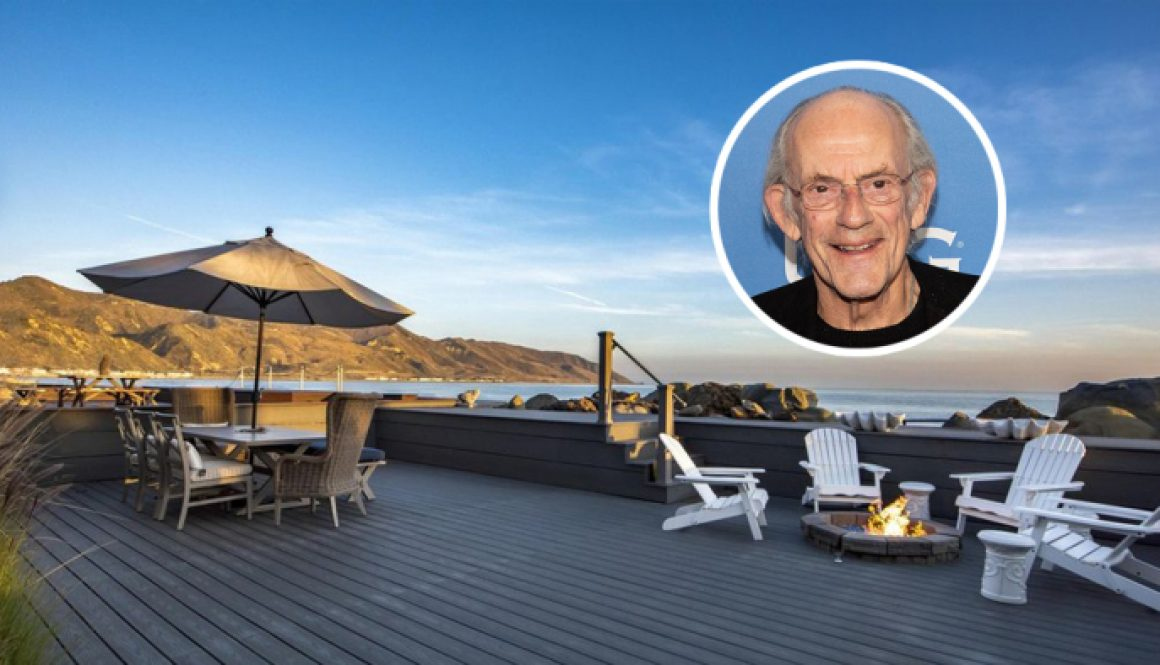 Christopher Lloyd Lists, Quickly Drops Price on Ventura Beach House