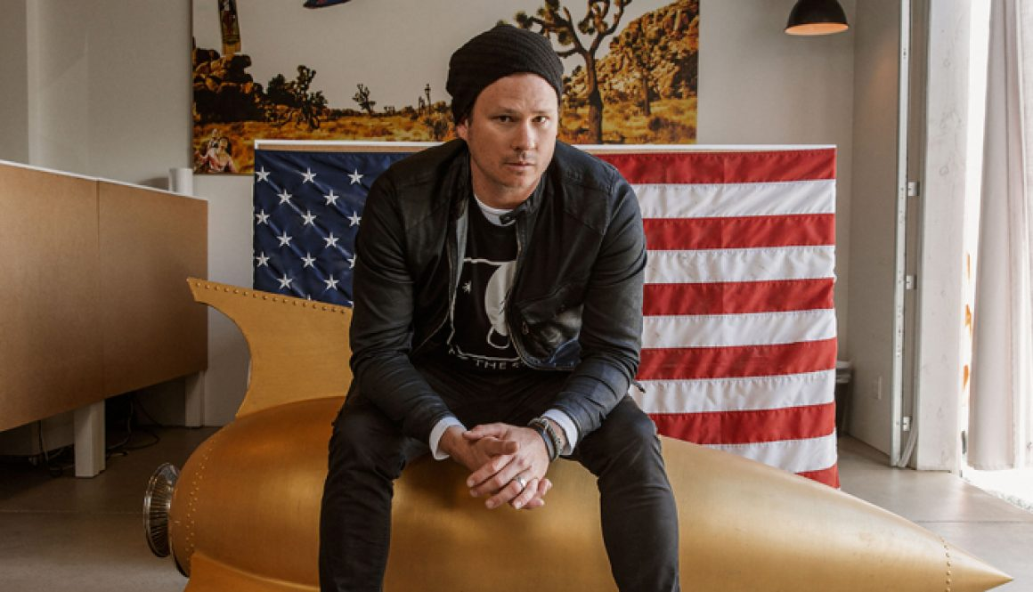 HipgnosisSongs Acquires Catalog From Blink-182's Tom DeLonge