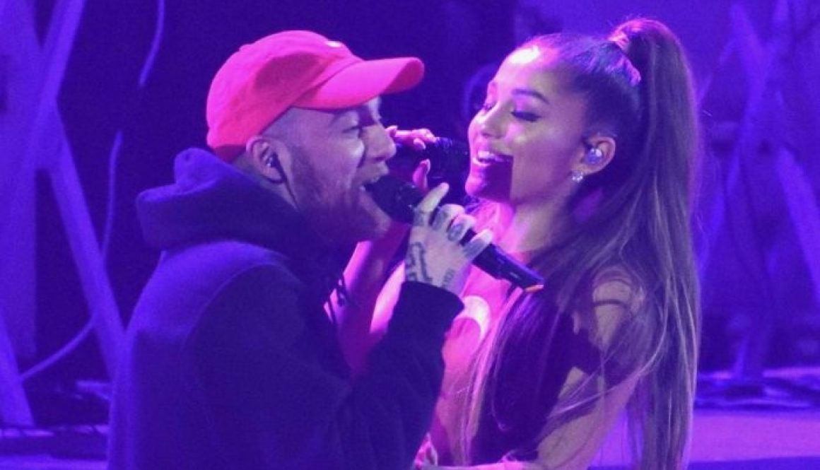 Mac Miller Producer 'Believes' That's Ariana Grande's Voice on New Album