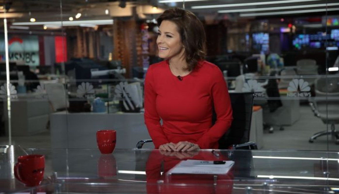 Stephanie Ruhle Plans to Expand Business Coverage at NBC News