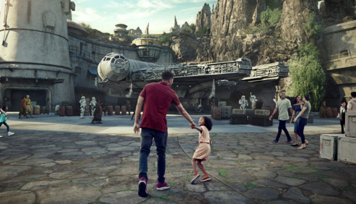 Walt Disney Imagineering Honored for Star Wars: Galaxy's Edge Attraction By Advanced Imaging Society