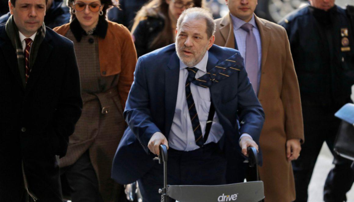 Harvey Weinstein Alternate Juror: 'Justice Does Work'