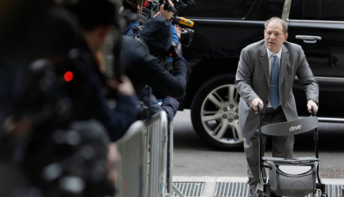 Weinstein Jury Ends First Day of Deliberation With No Verdict