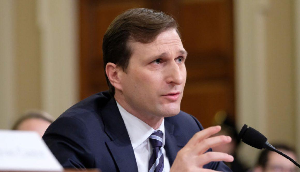 Daniel Goldman, Former House Intelligence Committee Attorney, Contracts Coronavirus