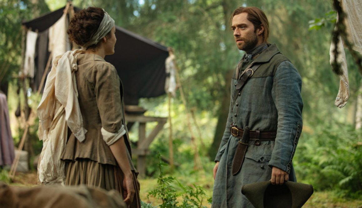 The 'Outlander' Death That Brought 'An Unexpected Wave of Emotion' (SPOILERS)